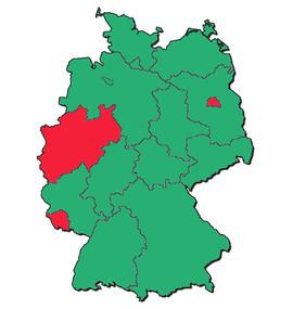 2007: nur Saarland, Nordrhein-Westfalen und Berlin haben noch ein veraltetes Kommunalwahlrecht.