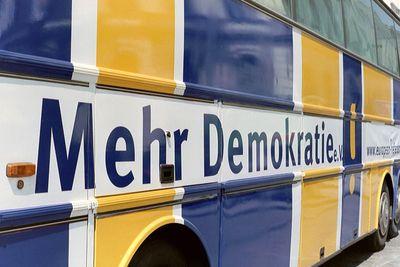 Mehr Demokratie: Der Verein für Volkentscheide in Deutschland und Europa