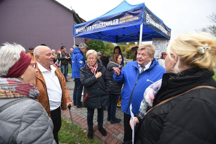 Start Volksinitiative *Straßenbaubeitrag abschaffen*