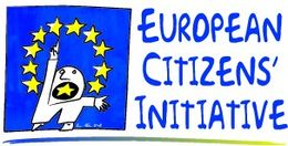 Logo: European Citizens' Intiative